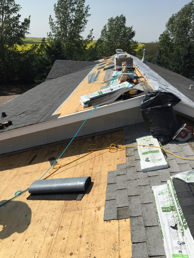 Re Roofing Chamberlain Sk Farm House Roof Medic